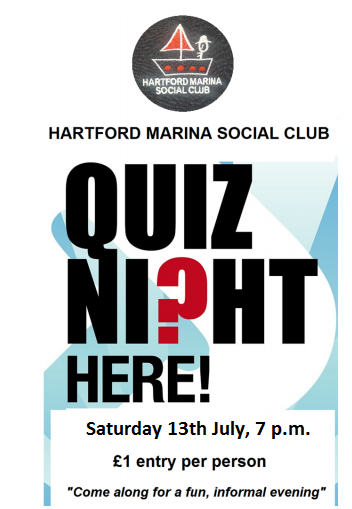 quiz night 13/07/2019