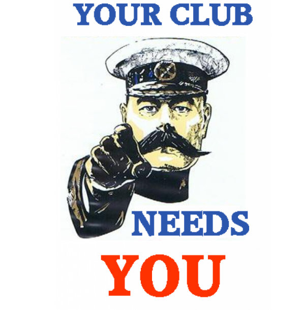 bar volunteers urgently needed