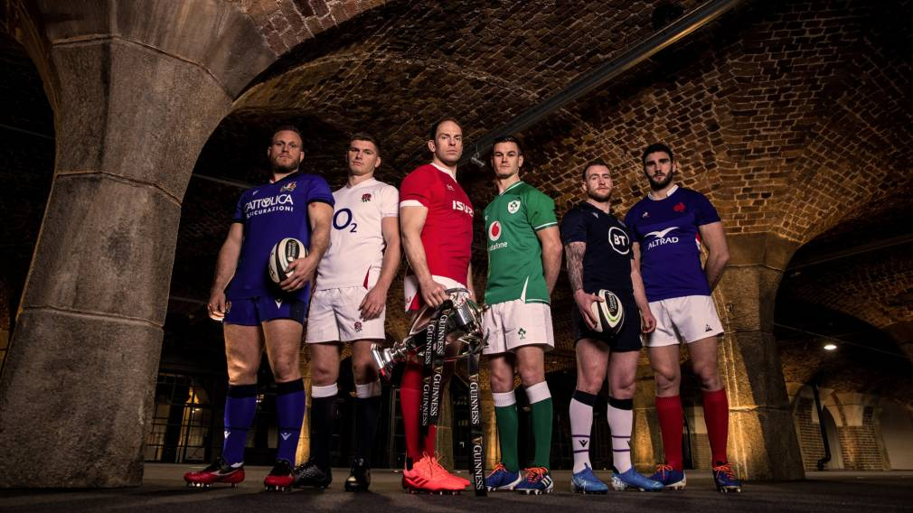 watch 6 Nations Rugby at the club